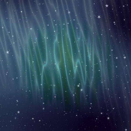 astrophotography: blue nebula