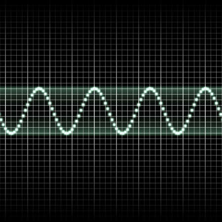 sound wave Stock Photo - 11833937