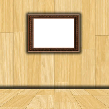 wooden room Stock Photo - 11900971