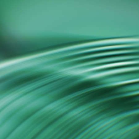 green wave Stock Photo - 11901070