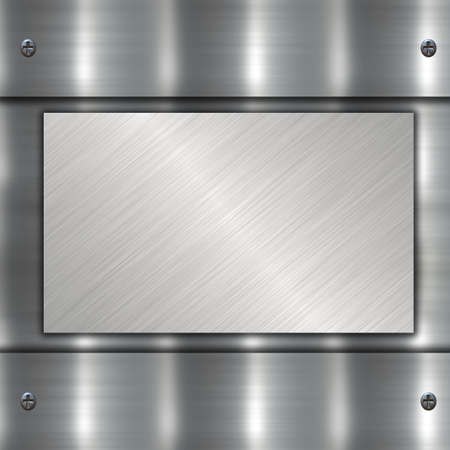 metal banner