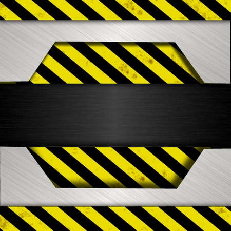 warning sign Stock Photo - 11932919