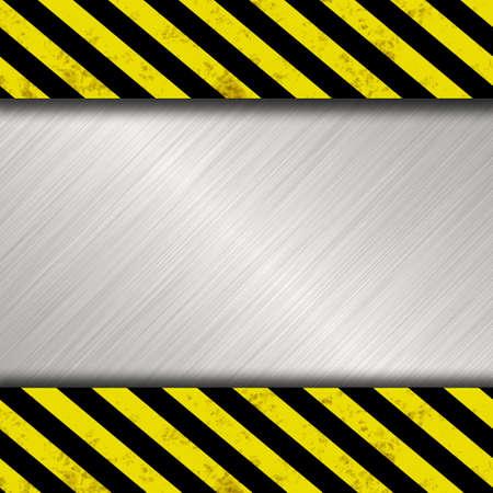 warning sign photo
