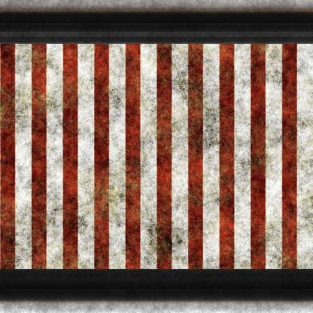 grunge stripes photo