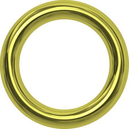 gold ring Stock Photo - 12183025
