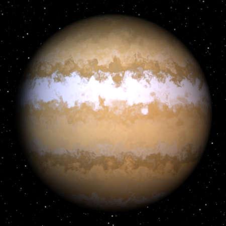 neptuno: planeta en el espacio
