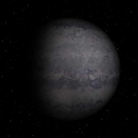 mimas: dark planet