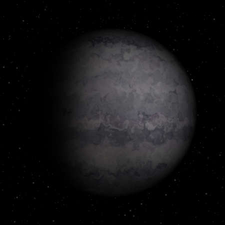 enceladus: dark planet