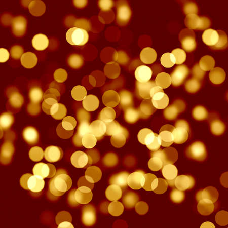 christmas bokeh photo