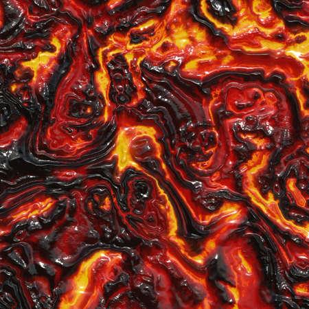 molted: de lava de fondo