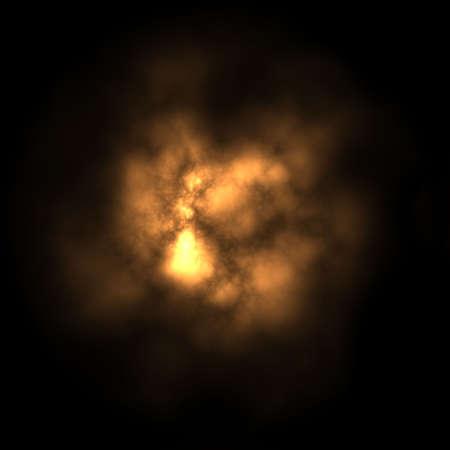 nebula explosion Stock Photo - 12795873