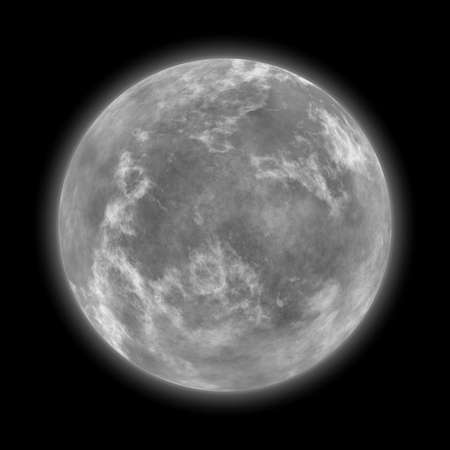 full moon photo