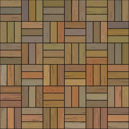 parquet floor Stock Photo - 12953159