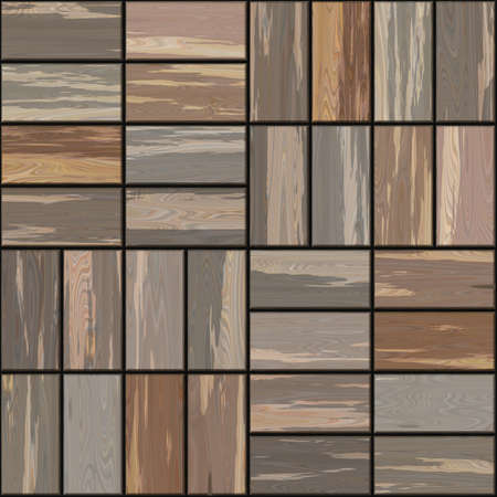 wooden parquet Stock Photo - 12953170