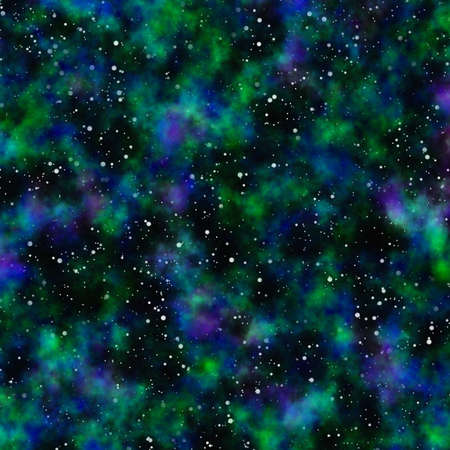 blue nebula photo