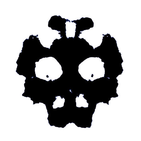 blots: Rorschach test