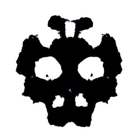 Test di Rorschach Archivio Fotografico - 12953088