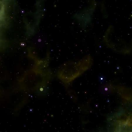 sky with stars Stock Photo - 12953106