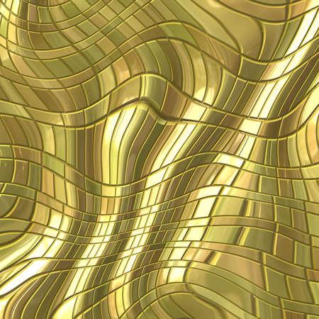 goldy: gold metal