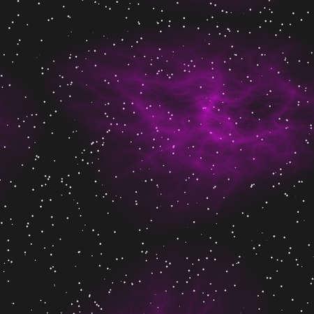 red nebula Stock Photo - 13014238