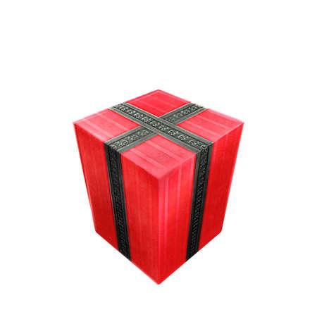 red present Stock Photo - 13423690