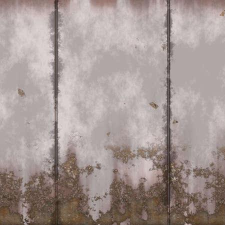 metal wall Stock Photo - 13613360