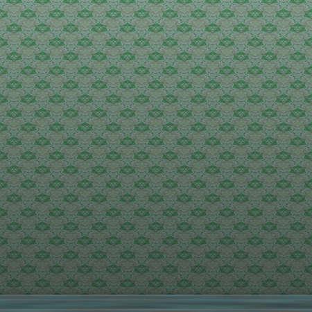 green background Stock Photo - 13613432