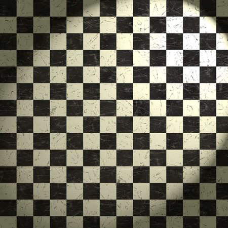chessboard background Stock Photo