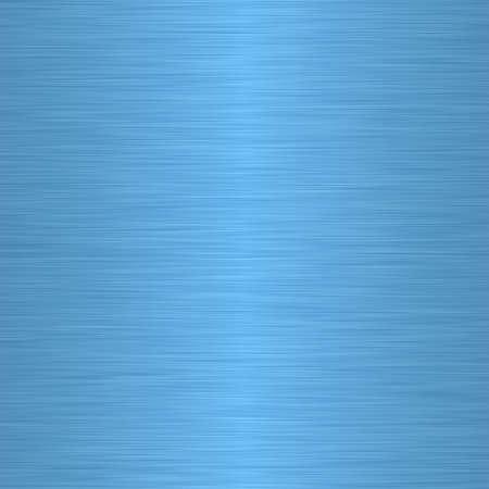 blue metal Stock Photo