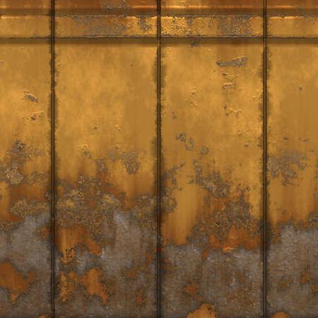 metal wall Stock Photo - 13646741