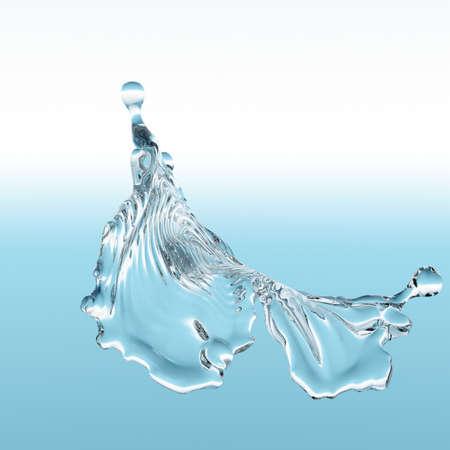 water splash Stock Photo - 13663831