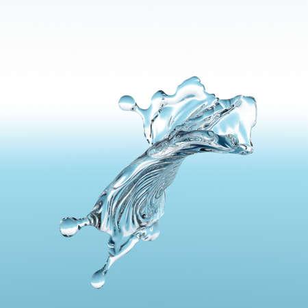water splash Stock Photo - 13663830