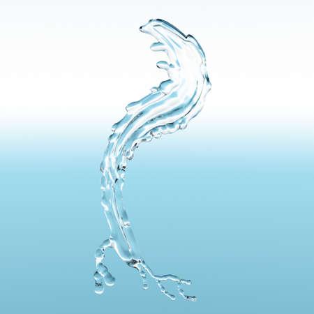 water splash Stock Photo - 13663825