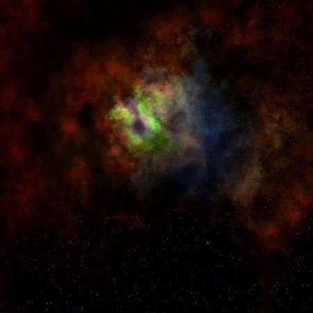 nebula background Stock Photo - 13713863