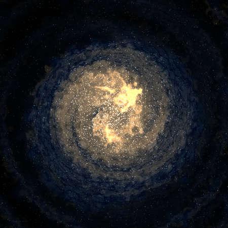 astrophysics: nebula sky