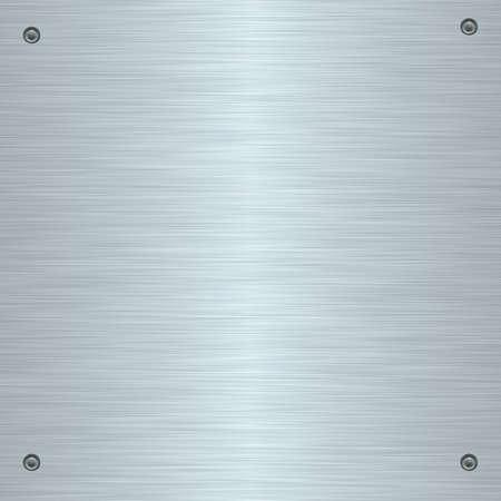 metal plate photo