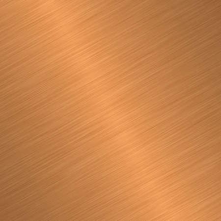 sandblasted: bronze metal