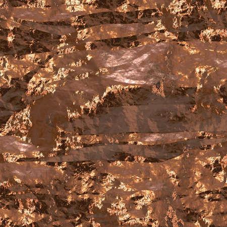 bronze metal photo