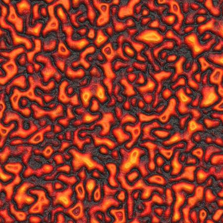 tectonics: lava background