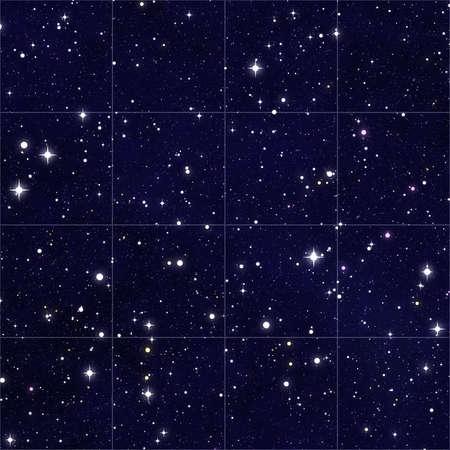 nebula sky Stock Photo - 16038564