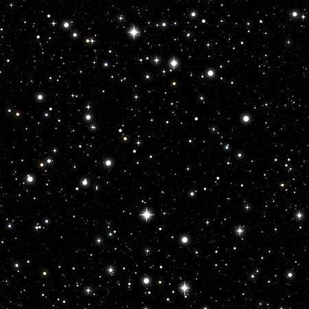 nebula sky Stock Photo - 16169843
