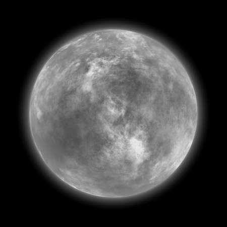 astroimage: full moon