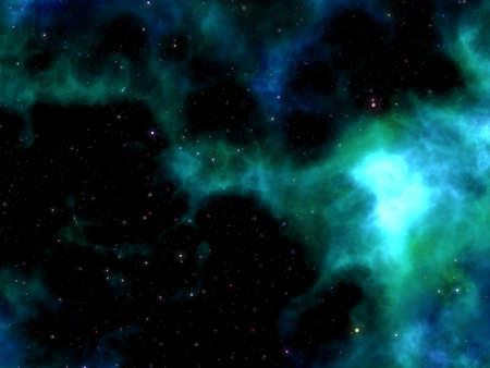 nebula sky Stock Photo - 20137861