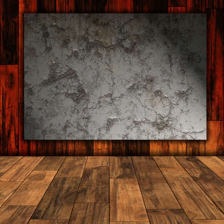 grunge room Stock Photo - 20488144