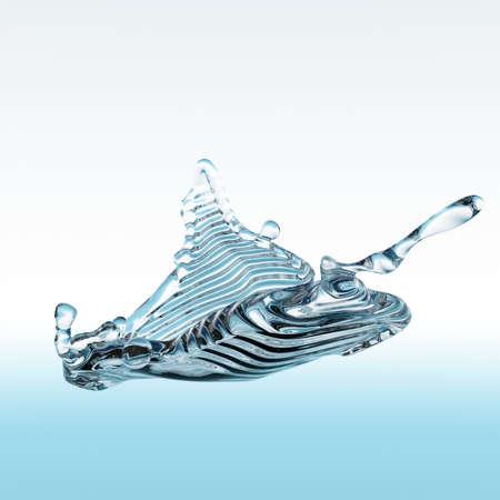 water splash Stock Photo - 20488149