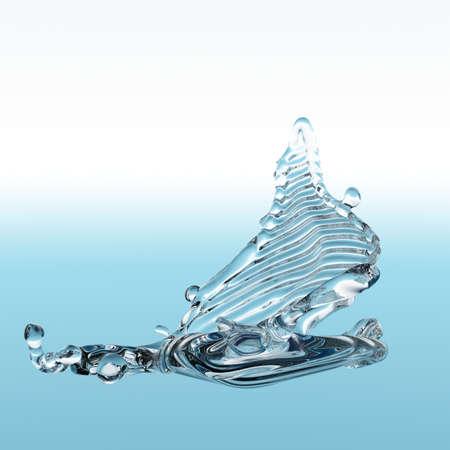 water splash Stock Photo - 20488151