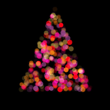 christmas tree Stock Photo - 20682481