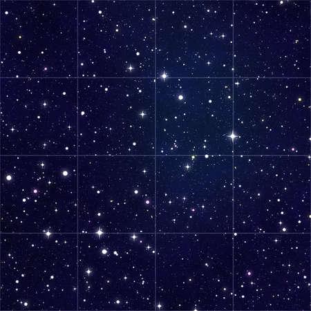 stellate: nebula sky