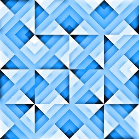 blue cubes Stock Photo - 21953767