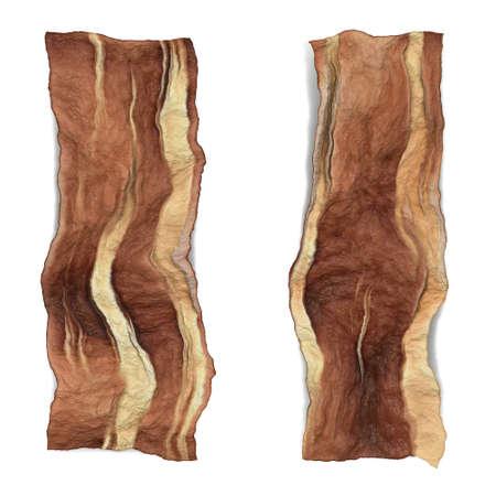 bacon strips Stock Photo - 21953773